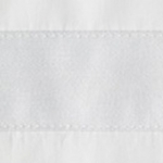 Lowell King White Fitted Sheet