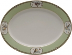 Windsor Bird Oval Platter