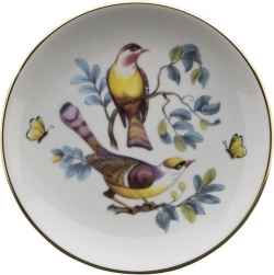 Windsor Bird Bread and Butter Plate