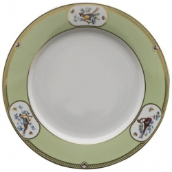 Windsor Bird Plain Center Salad Plate