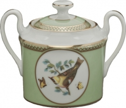 Windsor Bird Sugar Bowl